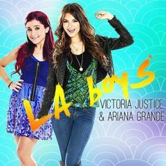 File:LA boys Ariana & Victoria Justice.jpg