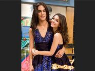 Beck and Tori similar dress