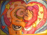 My love's drawing 3