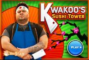 Kwakoo's Sushi Tower