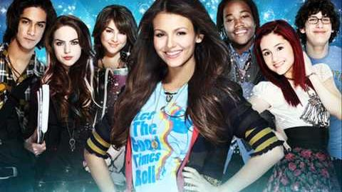 Victorious Cast ft Victoria Justice Don't You Forget About Me