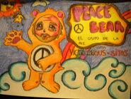 My love Care Bear