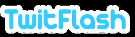 TwitFlash Logo