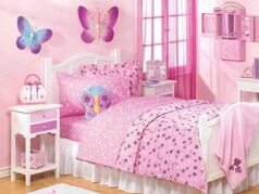 Pink-Bedroom-Ideas-Fresh-Decorating-Ideas-With-Pink-Theme-1-600x452