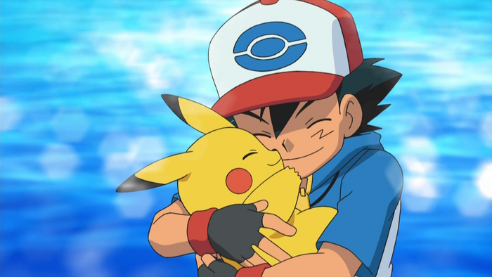 Ash.pikachu