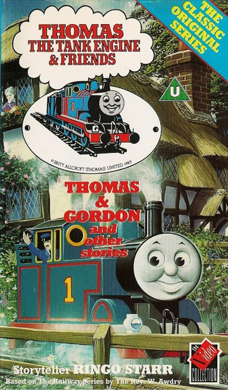 thomas  tank engine  friends thomas  gordon   stories video collection