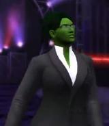 She hulk halloween vgcw