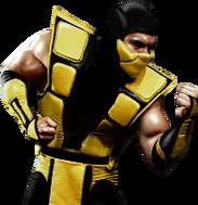 Scorpion UMK3 Vs