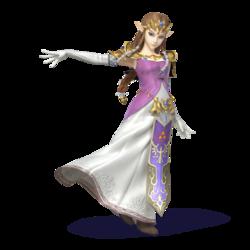 600px-SSB4 - Zelda Artwork