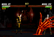 Scorpion MKT Screenshot