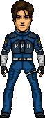 Resident evil 2 leon scott kennedy by ultimocomics-d7khd1j