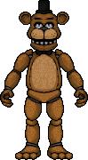 Freddy fazbear by birdman91-da04qq4