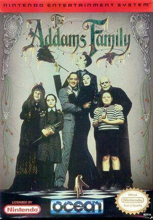 AddamsFamilyNES