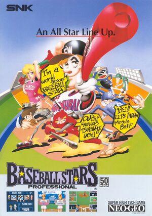 BaseballStarsProfessionalMVS