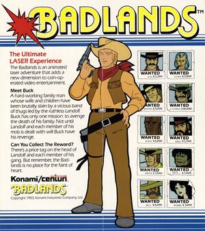 BadlandsARC
