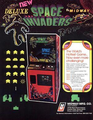 SpaceInvadersDeluxeARC