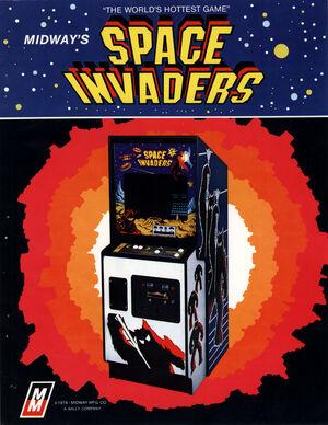 SpaceInvadersARC