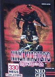 NinjaMastersAES