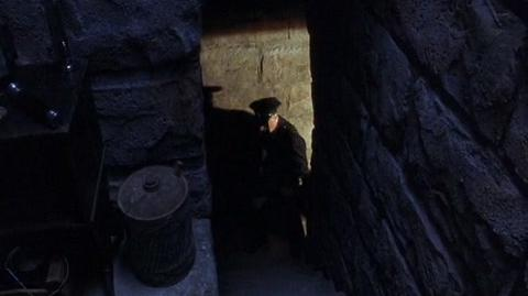 The Green Mile - Sneaking out