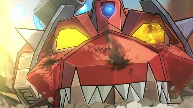 Colossatron Massive World Threat - Announcement Trailer