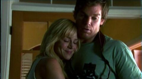 Dexter The Fourth Season (2010) - Clip Dexter And Rita Admire Their New Son