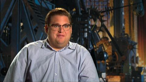 """Megamind (2010) - Interview """"Jonah Hill On What Attracted Him To This Film"""""""