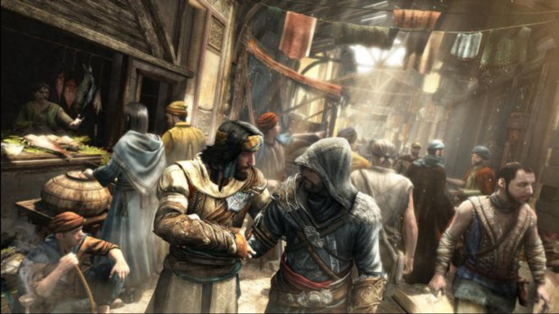 Assassin's Creed Revelations - Caltrop Bombs