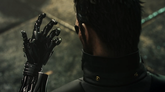 Deus Ex Mankind Divided TV Spot 2