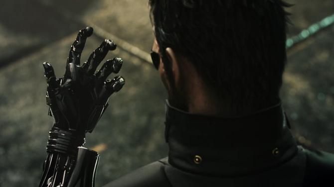 Deus Ex Mankind Divided TV Spot 2