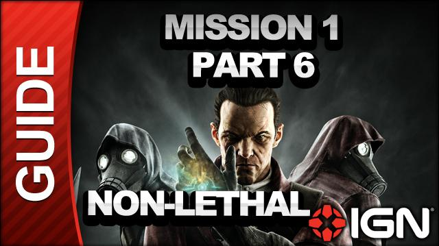Dishonored - The Knife of Dunwall DLC - Low Chaos Walkthrough - Mission 1 A Captain of Industry pt 6