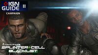 Splinter Cell Blacklist Perfectionist Walkthrough Part 11 - American Fuel