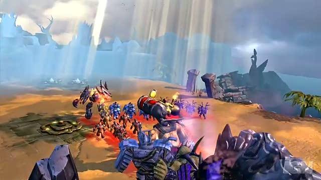 BattleForge PC Games Trailer - Shadow Trailer