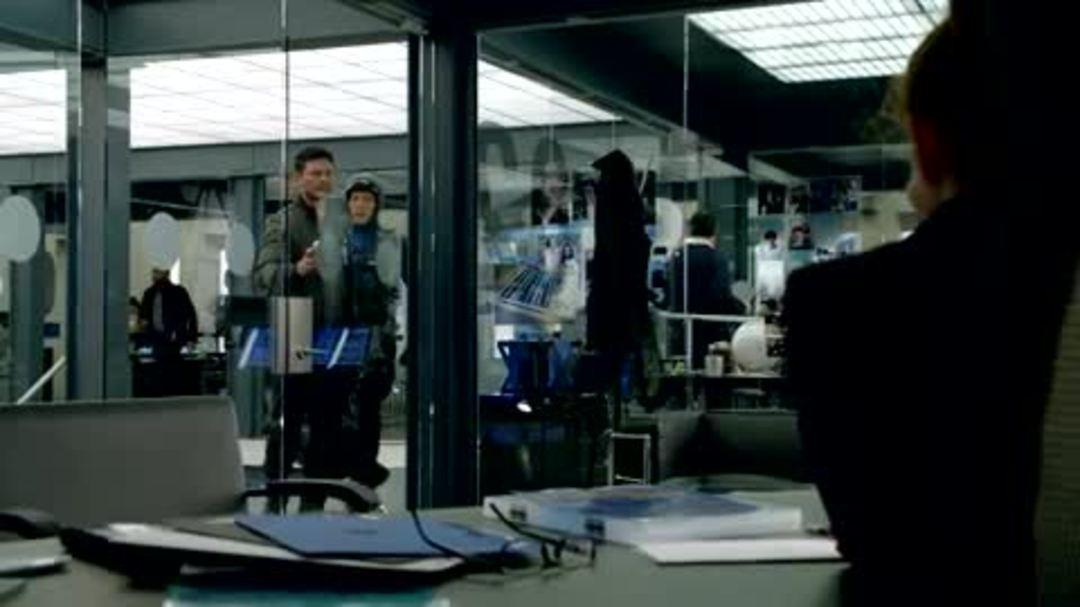Almost Human Pilot Clip - I'm Not Going To Do It