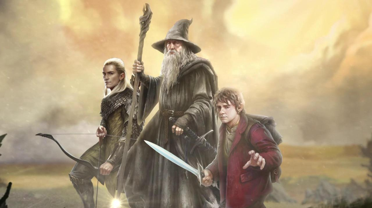 The Hobbit Kingdoms of Middle-Earth - Singed by Smaug
