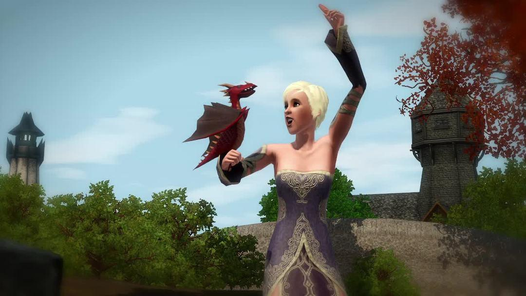 Sims 3 Store The Sims 3 Dragon Valley (World)