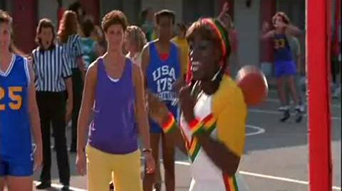 To Wong Foo Thanks for Everything, Julie Newmar - ladies basketball