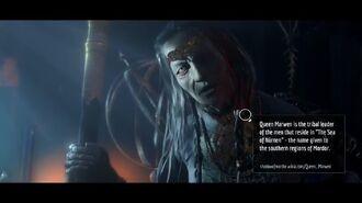 Shadow of Mordor Marwen Trailer - Fannotation