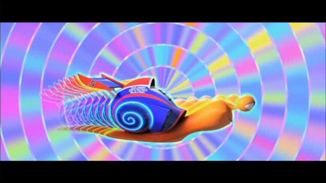 Turbo - Snail Race Clip
