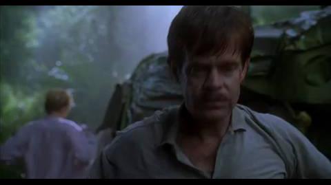 Jurassic Park III - search camp