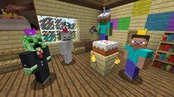 Minecraft for HoloLens E3 Demo - IGN Live E3 2015