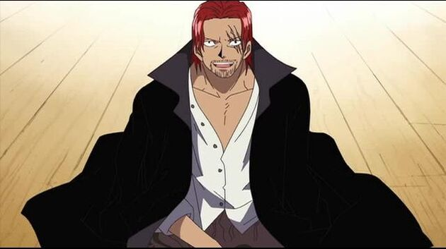 One Piece - Episode 316 - Shanks Makes a Move! the Linchpin to the Reckless Era!