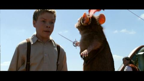 The Chronicles Of Narnia The Voyage Of The Dawn Treader (2010) - Clip Stealing Rations