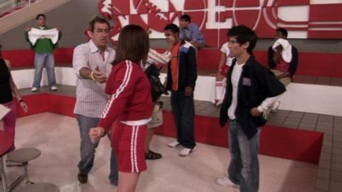 High School Musical (2006) - Bonus Clip Cafeteria Scene