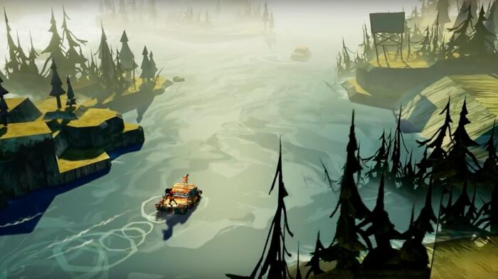 The Flame in the Flood Official Launch Trailer