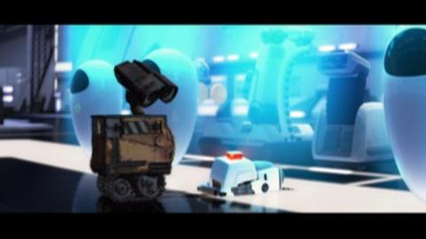 Wall-E (2008) - Clip Foreign contaminent, pre