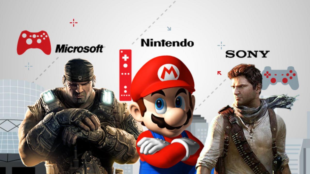 Who Won E3 Nintendo Sony or Microsoft