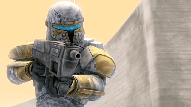 Star Wars Clone Wars - Republic Commando vs