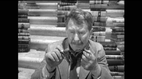 The Twilight Zone Season One Blu-Ray (2010) - Time Enough clip