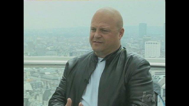 Fantastic Four Rise of the Silver Surfer Movie Interview - Michael Chiklis 2007 06 14