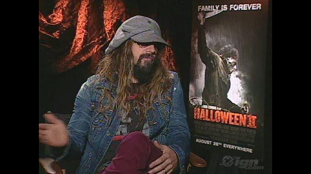 Halloween II (2009) Movie Interview - Rob Zombie
